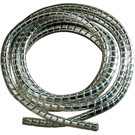 Drag Specialties Chrome Cable/Wire Covering - 5/16