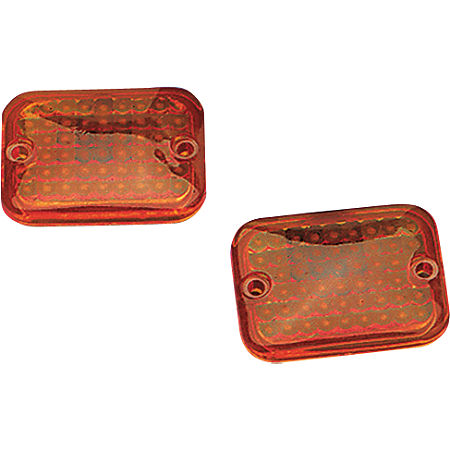 Drag Specialties Fm1 Marker Light Replacement Lens - Main