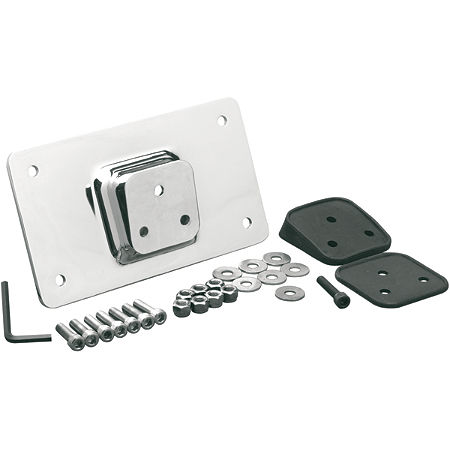 Drag Specialties License Plate Mount - Main