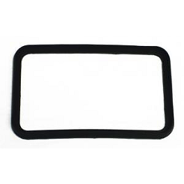 Drag Specialties Baron Marker Light Replacement Gasket - Drag Specialties Die-Cast Chrome Cable Clamp - 1
