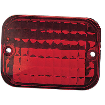 Drag Specialties Baron Marker Light Replacement Lens - Main