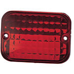 Drag Specialties Baron Marker Light Replacement Lens - Drag Specialties Cruiser Parts