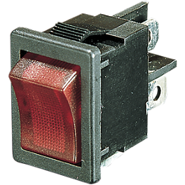 Drag Specialties Rocker Switch - Drag Specialties 12 Volt Charger - 1.25A
