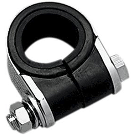 Drag Specialties Mini Speedometer Replacement Clamp Assembly - Drag Specialties Mini Speedometer With 1:1 Ratio