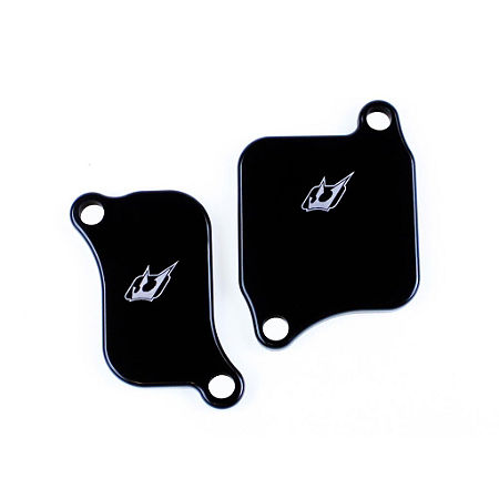 Driven Racing Engine Block Off Plates - Main