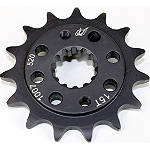 Driven Racing Front Sprocket - 520 - Kawasaki ZX600 - ZZ-R 600 Motorcycle Drive