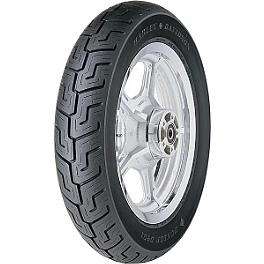 Dunlop Harley Davidson D401 Rear Tire - 150/80B16 - Pirelli Night Dragon Rear Tire - Mu85-16B