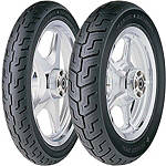 Dunlop Harley Davidson D401 Tire Combo - Dunlop Motorcycle Tires and Wheels