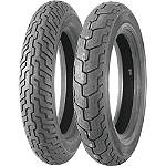 Dunlop Harley Davidson D402 Tire Combo - Dunlop Motorcycle Tires and Wheels
