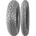 Dunlop Harley Davidson K591 Tire Combo - Dunlop Motorcycle Tires and Wheels