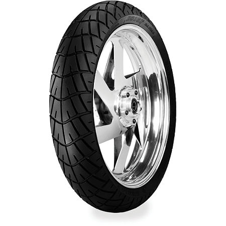 Dunlop D616 Front Tire - 120/70ZR17 - Main