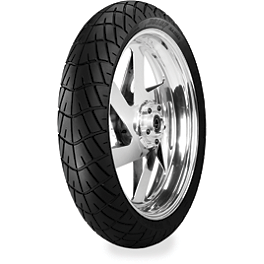 Dunlop D616 Front Tire - 120/70ZR17 - Dunlop D616 Rear Tire - 190/50ZR17