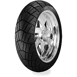 Dunlop D616 Rear Tire - 180/55ZR17 - Dunlop Roadsmart Front Tire - 120/70ZR17