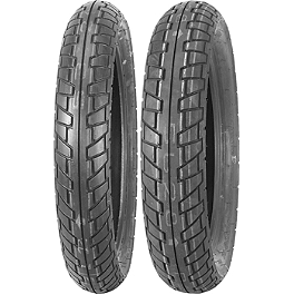 Dunlop K630 Tire Combo - Dunlop Sportmax Qualifier Rear Tire - 190/50ZR17