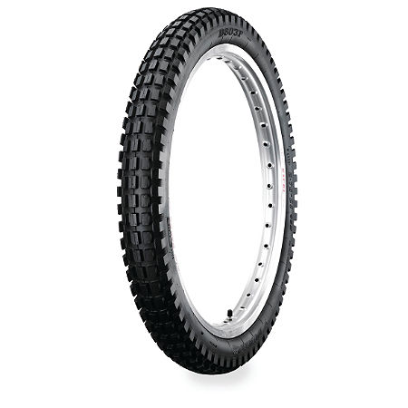 Dunlop D803 Front Trials Tire - 2.75-21 - Main