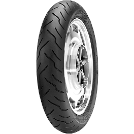Dunlop American Elite Front Tire - MH90-21 - Dunlop Cruisemax Front Tire - 130/90-16 Wide Whitewall