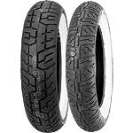 Dunlop Cruisemax Tire Combo - Dunlop Motorcycle Tires and Wheels