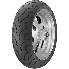 Dunlop D207 Rear Tire - 180/55ZR18 - Dunlop D250 Rear Tire - 180/60R16