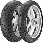 Dunlop D207 / D208 Tire Combo - Dunlop Motorcycle Tires and Wheels