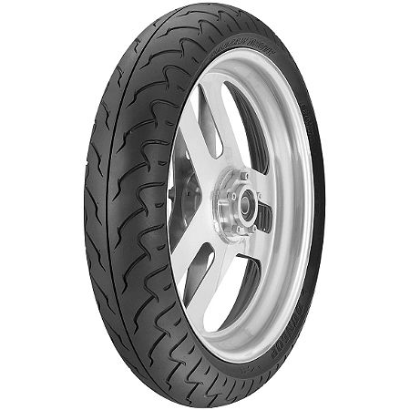 Dunlop D208 Front Tire - 120/70ZR19 - Main