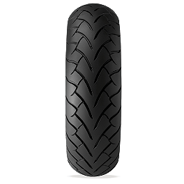 Dunlop D220 Rear Tire - 170/60R17 - Dunlop Elite 3 Bias Touring Rear Tire - 160/80-16B