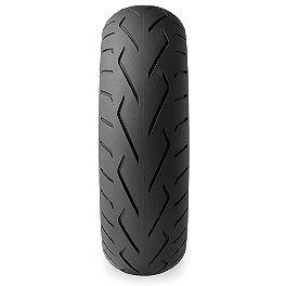 Dunlop D250 Rear Tire - 180/60R16 - Dunlop K555 Rear Tire - 170/80-15 Wide Whitewall