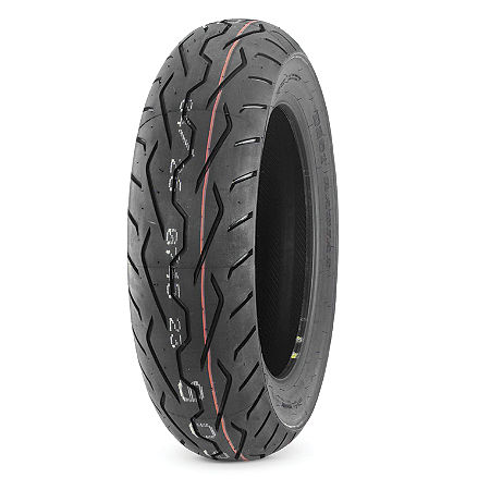 Dunlop D251 Rear Tire - 180/55R17 - Main