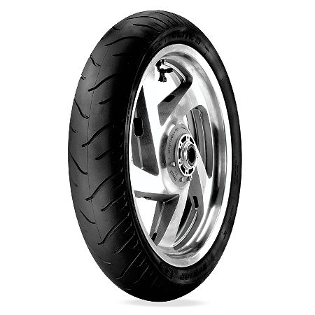 Dunlop Elite 3 Radial Touring Front Tire - 120/70R21 - Main