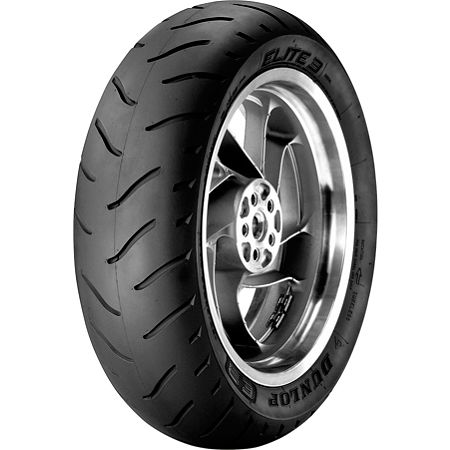 Dunlop Elite 3 Touring Rear Tire - 160/80-16B - Main