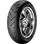 Dunlop Elite 3 Touring Rear Tire - 180/60-R16 - DUNLOP-180-60R16 Cruiser tires-and-wheels