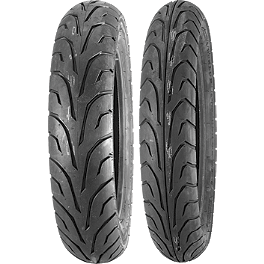Dunlop GT501 Tire Combo - Dunlop Elite 3 Radial Touring Rear Tire - 180/70R16