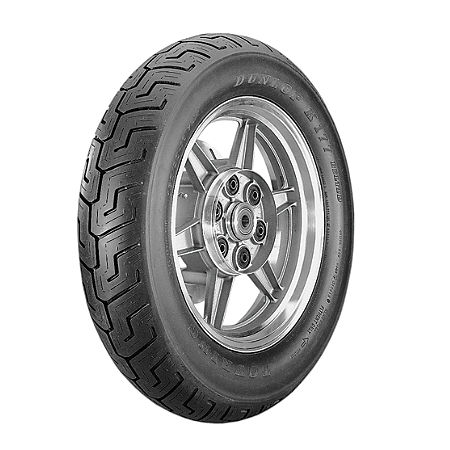 Dunlop K177 Rear Tire - 160/80-16B - Main