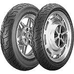 Dunlop K177 Tire Combo - Dunlop Cruiser Tires and Wheels