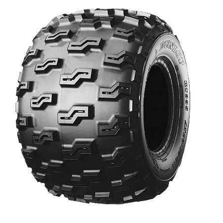 Dunlop KT335 Radial Rear Tire - 20x10-9 - Main