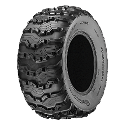 Dunlop KT515 Rear Tire - 25x10-12 - 1987 Yamaha BIGBEAR 350 4X4 Artrax CTX Rear ATV Tire - 25x10-12
