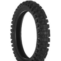 Dunlop Geomax MX51 Rear Tire - 100/90-19