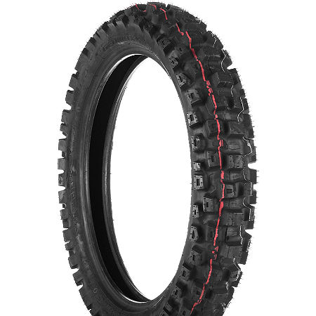 Dunlop Geomax MX71 Rear Tire - 110/90-19 - Main