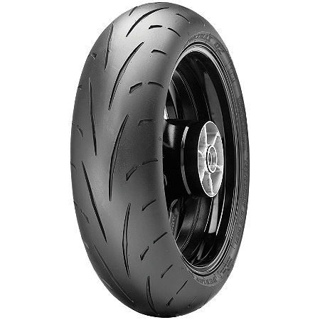 Dunlop Sportmax Q2 Rear Tire - 190/55ZR17 - Main