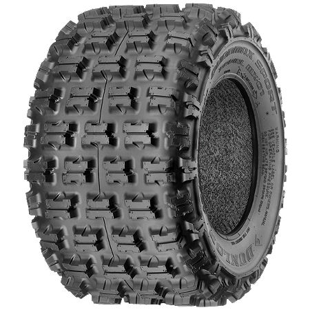 Dunlop Quadmax Sport Radial Rear Tire - 18x10-8 - Main