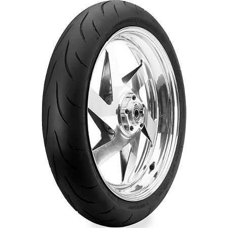 Dunlop Sportmax Qualifier Front Tire - 120/70ZR17 - Main