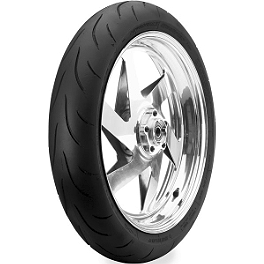 Dunlop Sportmax Qualifier Front Tire - 120/70ZR17 - Dunlop Roadsmart 2 Rear Tire - 160/60ZR17