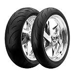 Dunlop Sportmax Qualifier Tire Combo - Dunlop Motorcycle Products