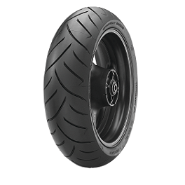 Dunlop Roadsmart Rear Tire - 190/50ZR17 - Dunlop D616 Rear Tire - 190/50ZR17