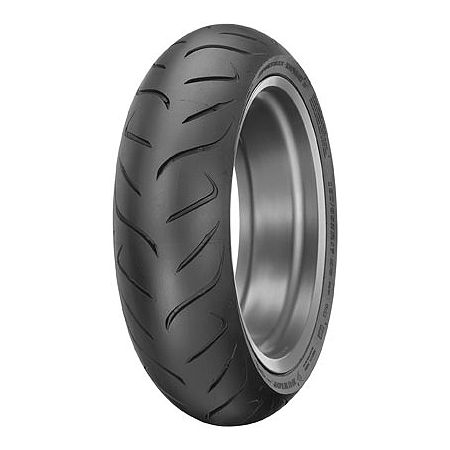 Dunlop Roadsmart 2 Rear Tire - 180/55ZR17 - Main