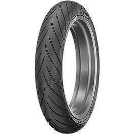 Dunlop Roadsmart 2 Front Tire - 110/80ZR18 - Dunlop Sportmax Q2 Rear Tire - 190/50ZR17