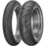 Dunlop Roadsmart 2 Tire Combo - Dunlop Roadsmart 2 Motorcycle Tires