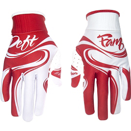 Deft Family Artisan 2 Swoop Gloves - Deft Family Catalyst 3 Bolt Gloves