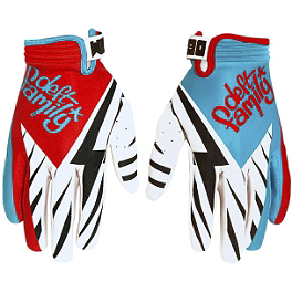 Deft Family Catalyst 3 Bolt Gloves - Deft Family Catalyst Dipped Gloves