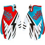 Deft Family Catalyst 3 Bolt Gloves - Deft Family Catalyst Dirt Bike Gloves