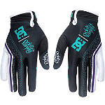Deft Family Catalyst 3 DC Collaboration Gloves - Deft Family ATV Riding Gear